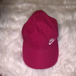 Nike Hot Pink Baseball Cap